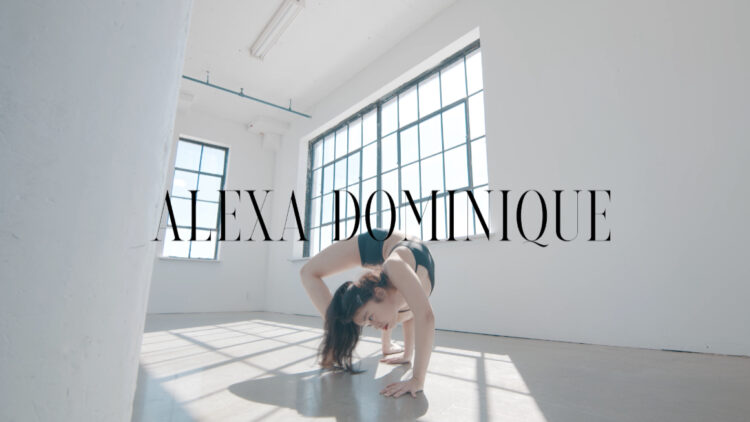 """Main Girl"" Acro Dance By Alexa Dominique"
